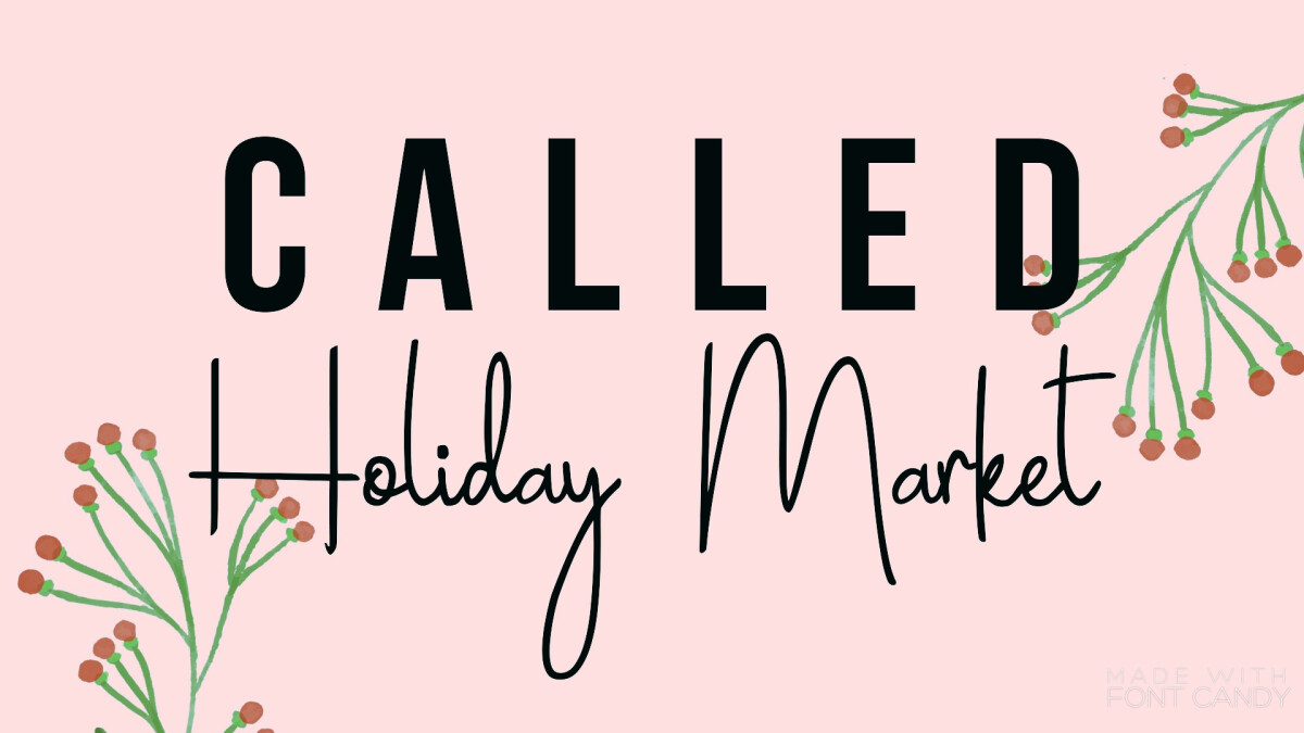 Called Holiday Market