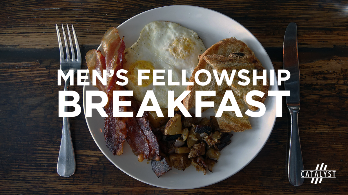 Men's Fellowship Breakfast