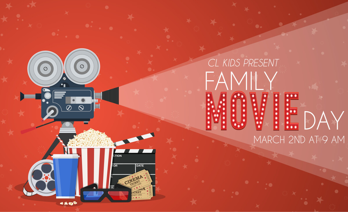 CL Kids Family Movie Day