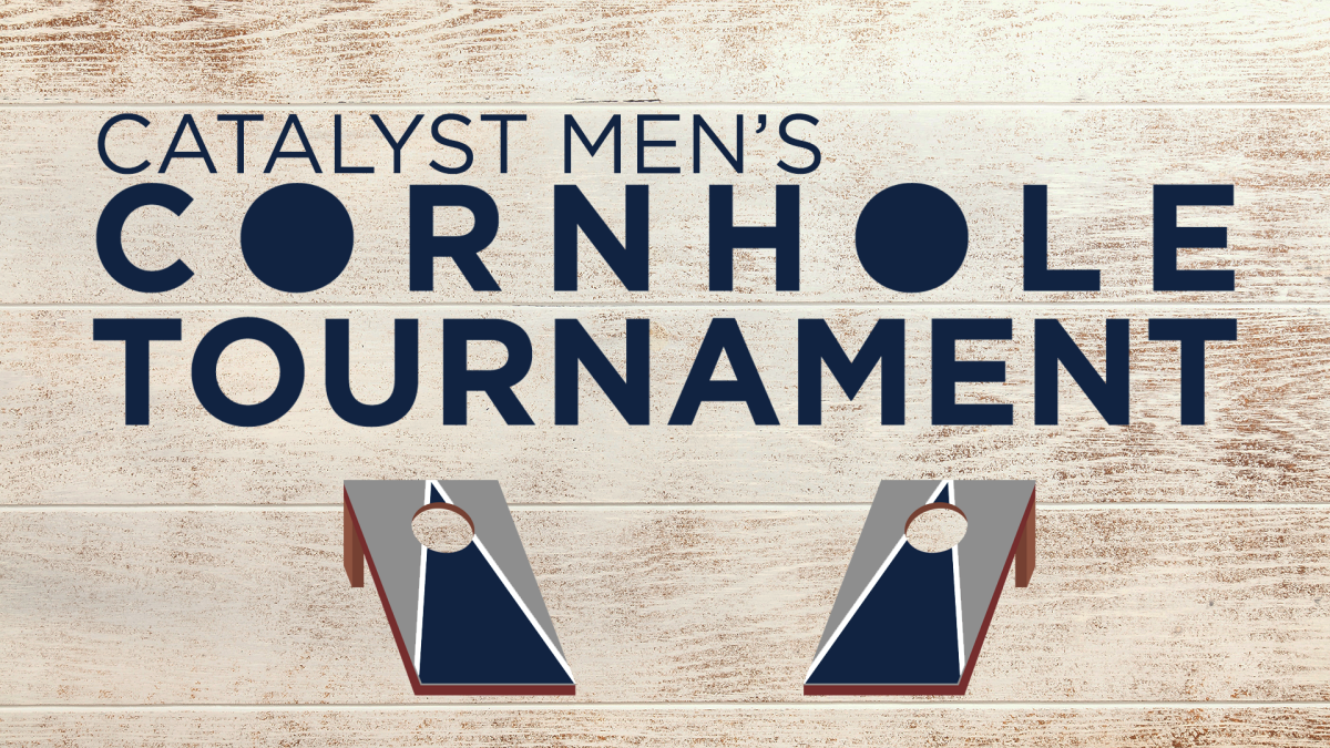 Men's Cornhole Tournament