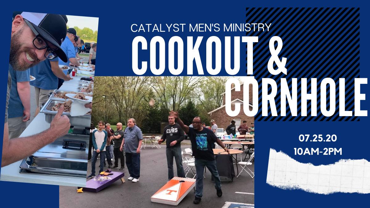 Catalyst Cookout & Cornhole