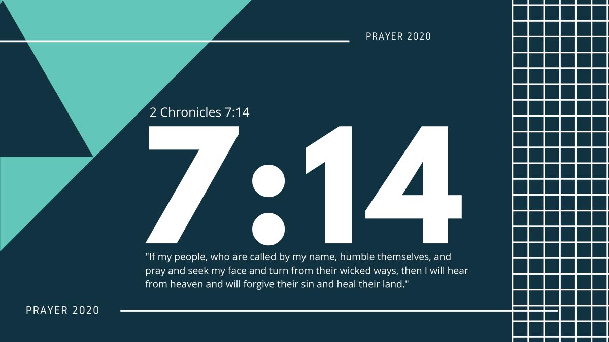 July Prayer