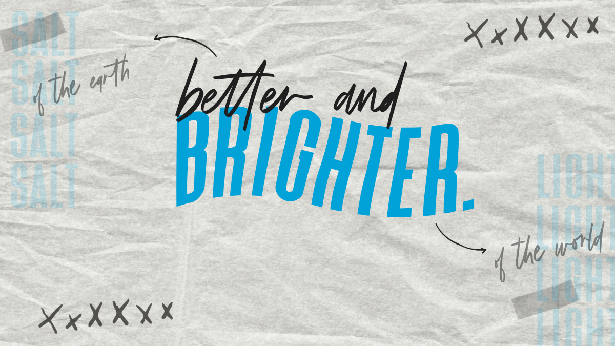 Better and Brighter Youth Camp