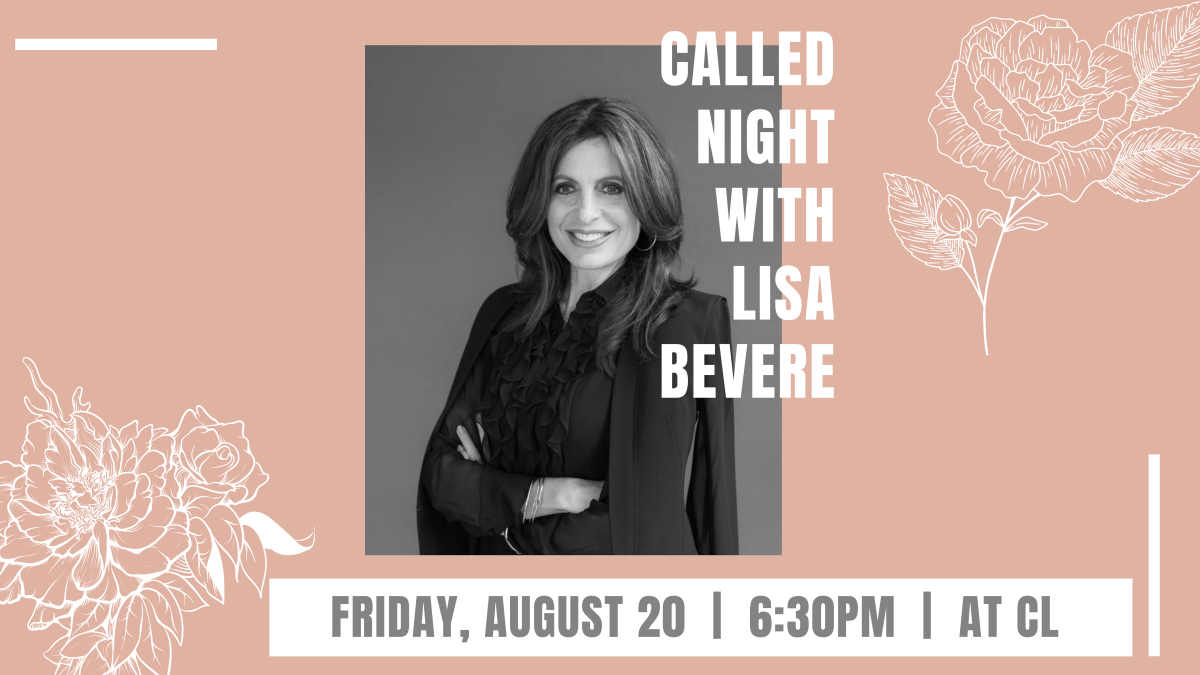 CALLED Night With Lisa Bevere